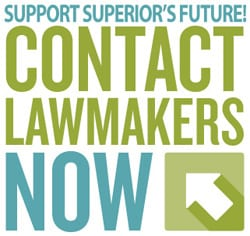 Support Superior's Future by Contacting Wisconsin Lawmakers Now | Better City Superior | Explore Superior