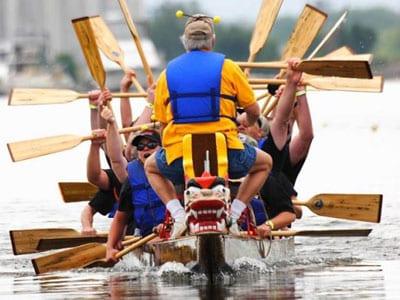 Lake Superior Dragon Boat Festival | Explore Superior