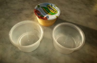 Apple Sauce Containers #7
