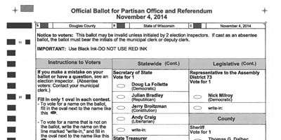 Ballot Featured Image