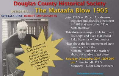 The Mataafa Blow Book Signing