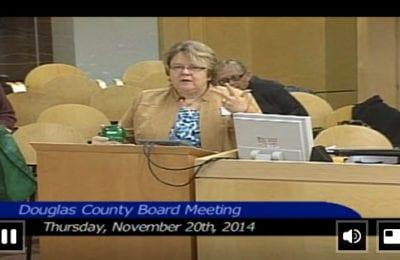 Douglas County Board Meeting 141120