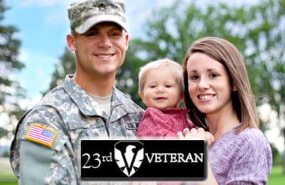 23rd Veteran - Every day, 22 veterans decide to commit suicide… the 23rd Veteran decided not to. 23rd Veteran's mission is to empower veterans with PTSD to lead successful, meaningful lives. www.23rdveteran.org