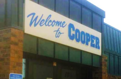 Cooper Elementary School is located in the Billings Park neighborhood | Explore Superior©
