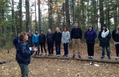 New Teachers Experience the Great Outdoors | Explore Superior©