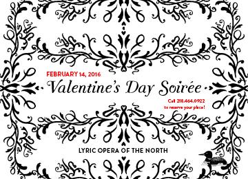 Valentines Day Soirée