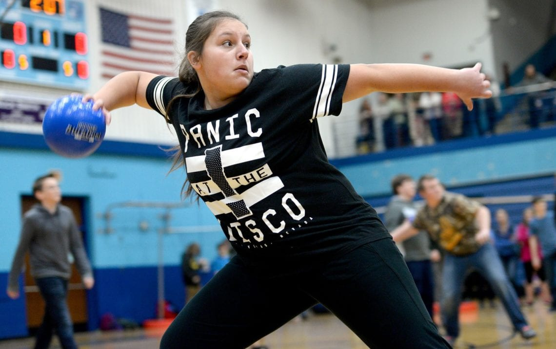 Dodgeball Fundraiser Successful at Superior High School | Explore Superior©
