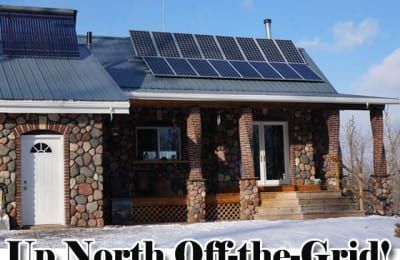 Off-the-Grid in the Northland | Jackie Bartosh