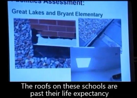 Superior School Referendum | Pavements & Roofs