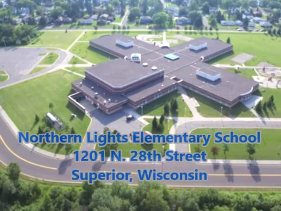 Northern Lights Elementary School, 1201 N. 28th Street, Superior, Wisconsin | Explore Superior
