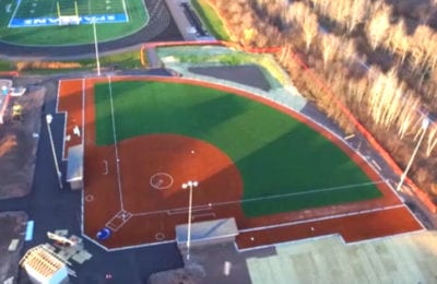 Superior High School Softball Field | ©Explore Superior