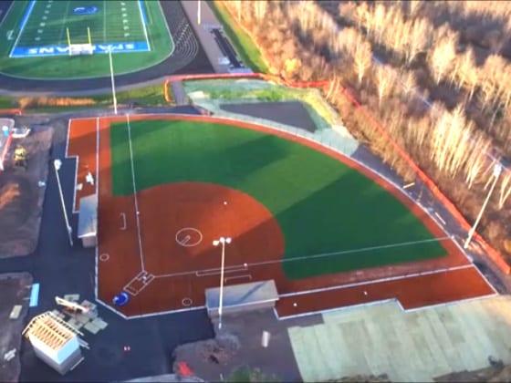 Superior High School Softball Field | ©Explore Superior