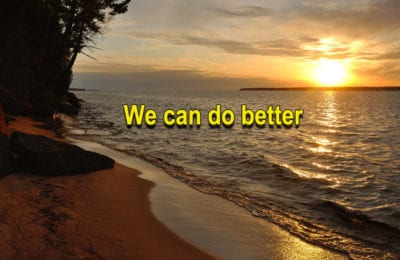 We can do better | Better City Superior | Explore Superior