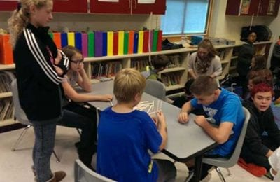 Northern Lights Elementary Mentor Program | School District of Superior | Explore Superior