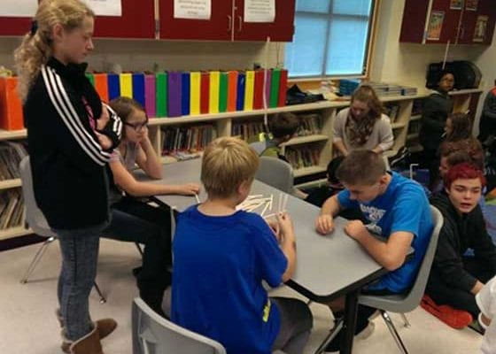 Northern Lights Elementary Mentor Program | School District of Superior | Explore Superior