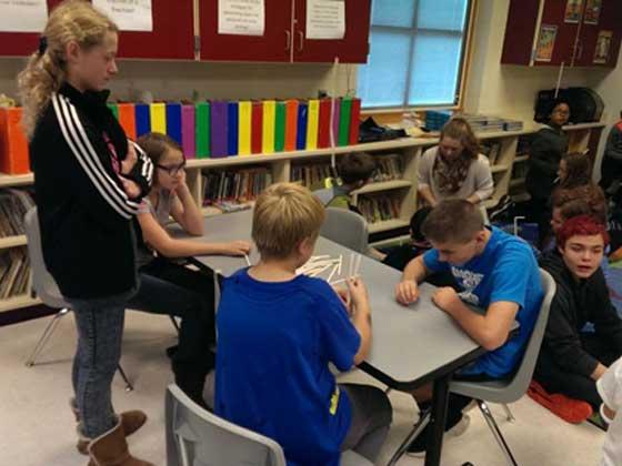 Northern Lights Elementary Mentor Program   School District of Superior   Explore Superior