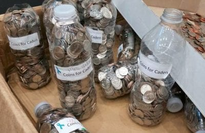 Coins for Caden | School District of Superior | Explore Superior