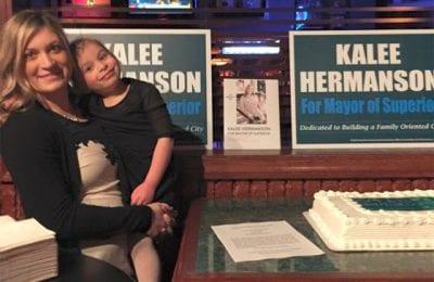 Kalee Hermanson, Mayoral Platform | Explore Superior