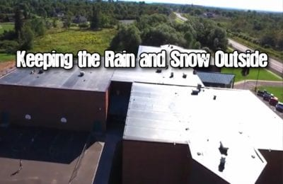 Great Lakes and Bryant school roofs replaced | Explore Superior