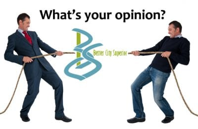 What's Your Opinion About Better City Superior? | Explore Superior