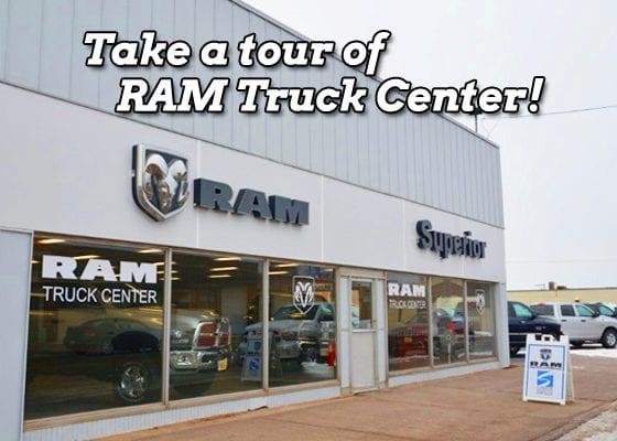 Ram Truck Center   Superior, Wiscnsin   Explore Superior