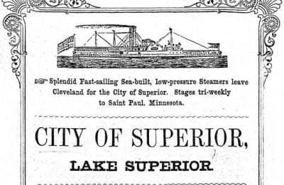 Founding of Superior