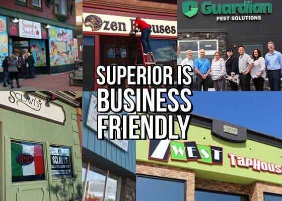 Superior Wisconsin is Business Friendly According to WalletHub | Explore Superior