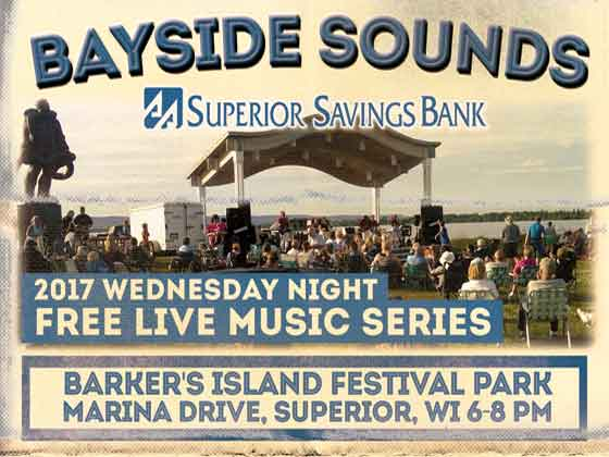 Bayside Sounds | Superior Wisconsin | Explore Superior©