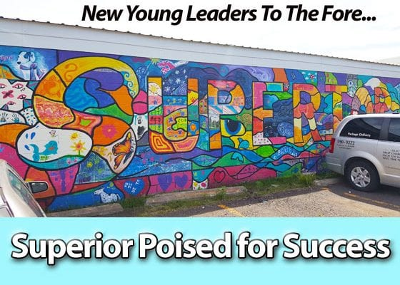New Young Leaders in Superior, Wisconsin | Explore Superior©