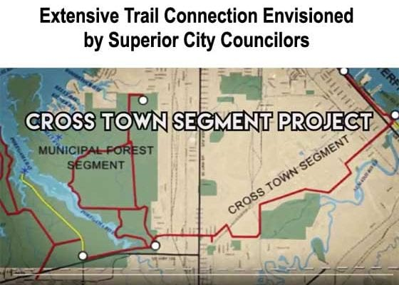 Superior Trails - expanded trail system promoted | Explore Superior