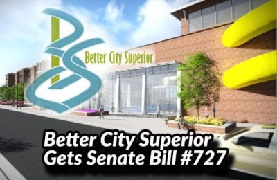 Better City Superior Bill on the Docket