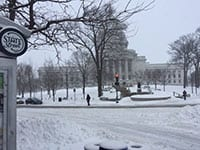 Citizens needed for bus trip to state capitol in Madison